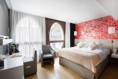 Why Hôtel - Lille- chambre De Luxe