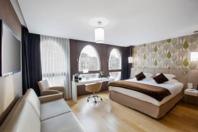 Why Hôtel - Lille - chambre Prestige