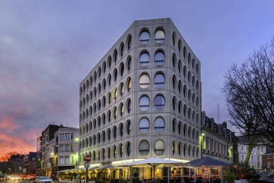 Why Hôtel - Lille - façade
