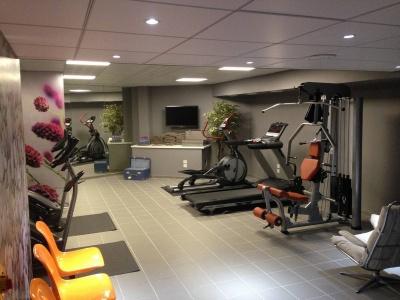 Why Hôtel - Lille - salle de sport