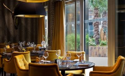 Restaurant JANE - Hôtel L'arbre Voyageur - Lille
