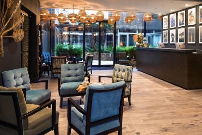 Lobby - Hôtel L'arbre Voyageur - Lille