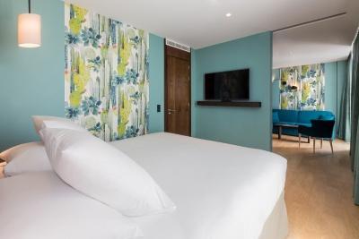 Suite Deluxe - Hotel L'arbre Voyageur - Lille