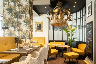 MA REINE - Hôtel L'arbre Voyageur - Lille