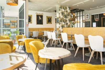 MA REINE Bistro - Hôtel L'arbre Voyageur - Lille