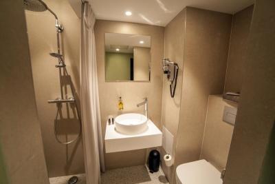 Hôtel la Valiz - Lille - salle de bain