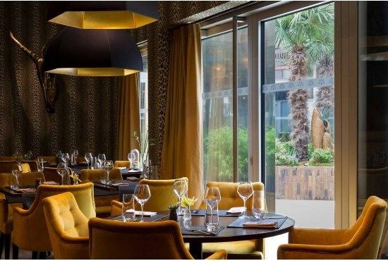 L'Arbre Voyageur - Lille - restaurant Jane