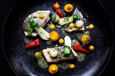 l'Arbre Voyageur - restaurant Jane - poisson