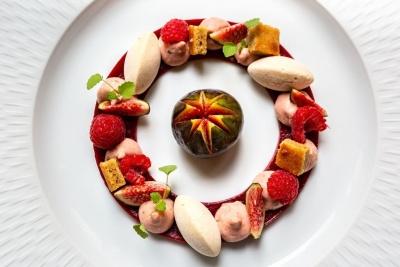 l'Arbre Voyageur - restaurant Jane - dessert