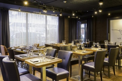 Why Hotel - Lille - restaurant